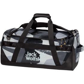 Jack Wolfskin Expedition Trunk 40 Duffle Tasche grau/schwarz